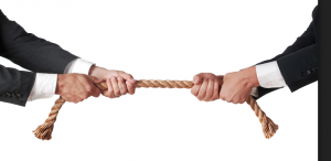 Managing the Push and Pull of Strategy Execution
