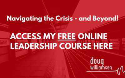 "Free Online Course: ""Navigating the Crisis – and Beyond!"""